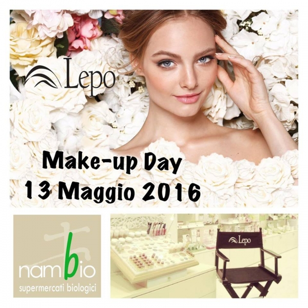 Make-up Day Lepo
